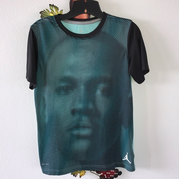 2502ade2b60 Jordan Shirts & Tops | Boys Size L Drifit Shirt Euc | Poshmark